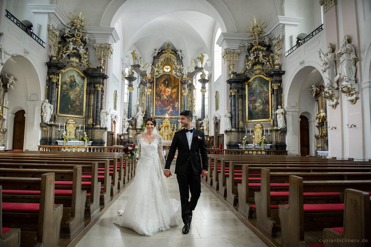 Wedding in Baden Baden Germany