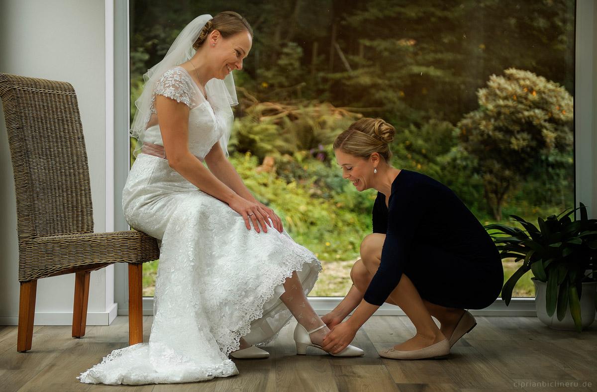 Wedding in Brühl and photo shoot in Schloss Augustusburg 04