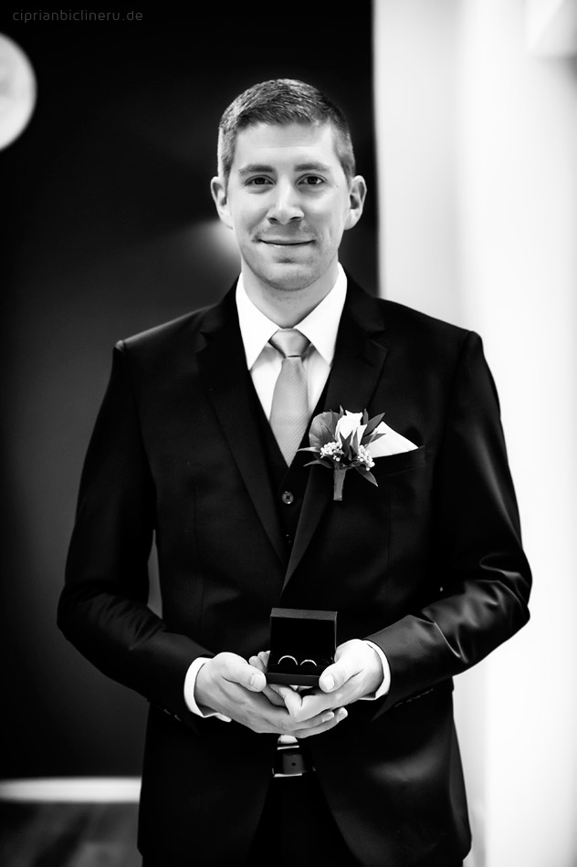 Wedding in Brühl and photo shoot in Schloss Augustusburg 10