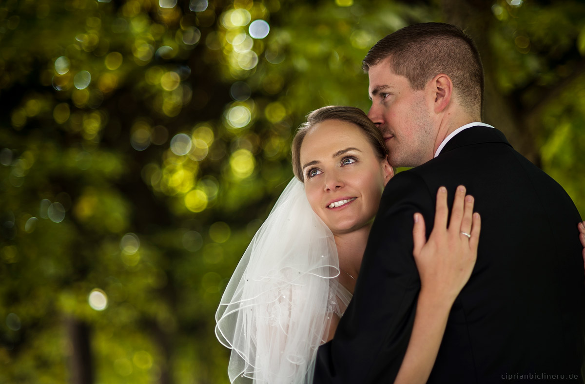 Hochzeit in Brühl und Brautpaarshooting auf Schloss Augustusburg und Feier im Kaiserbahnhof 13