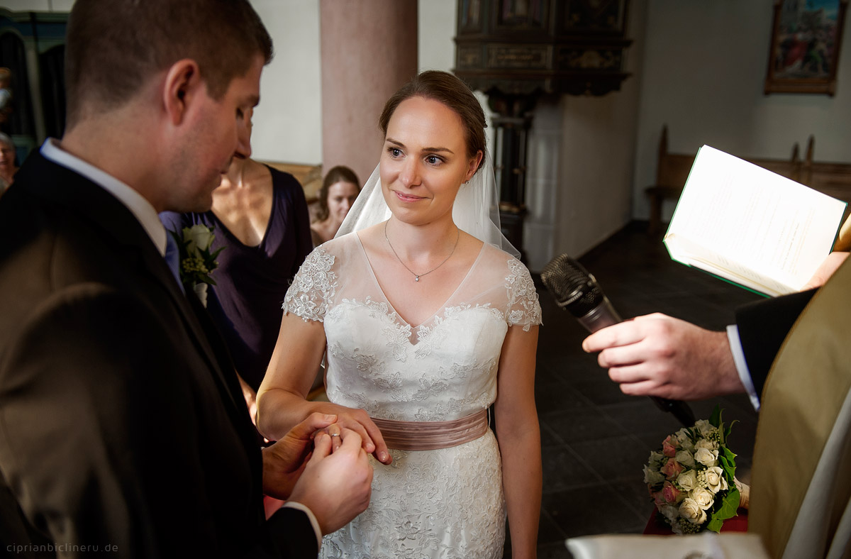 Wedding in Brühl and photo shoot in Schloss Augustusburg 20