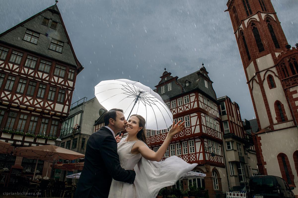 Destination wedding in Germany Frankfurt am Main