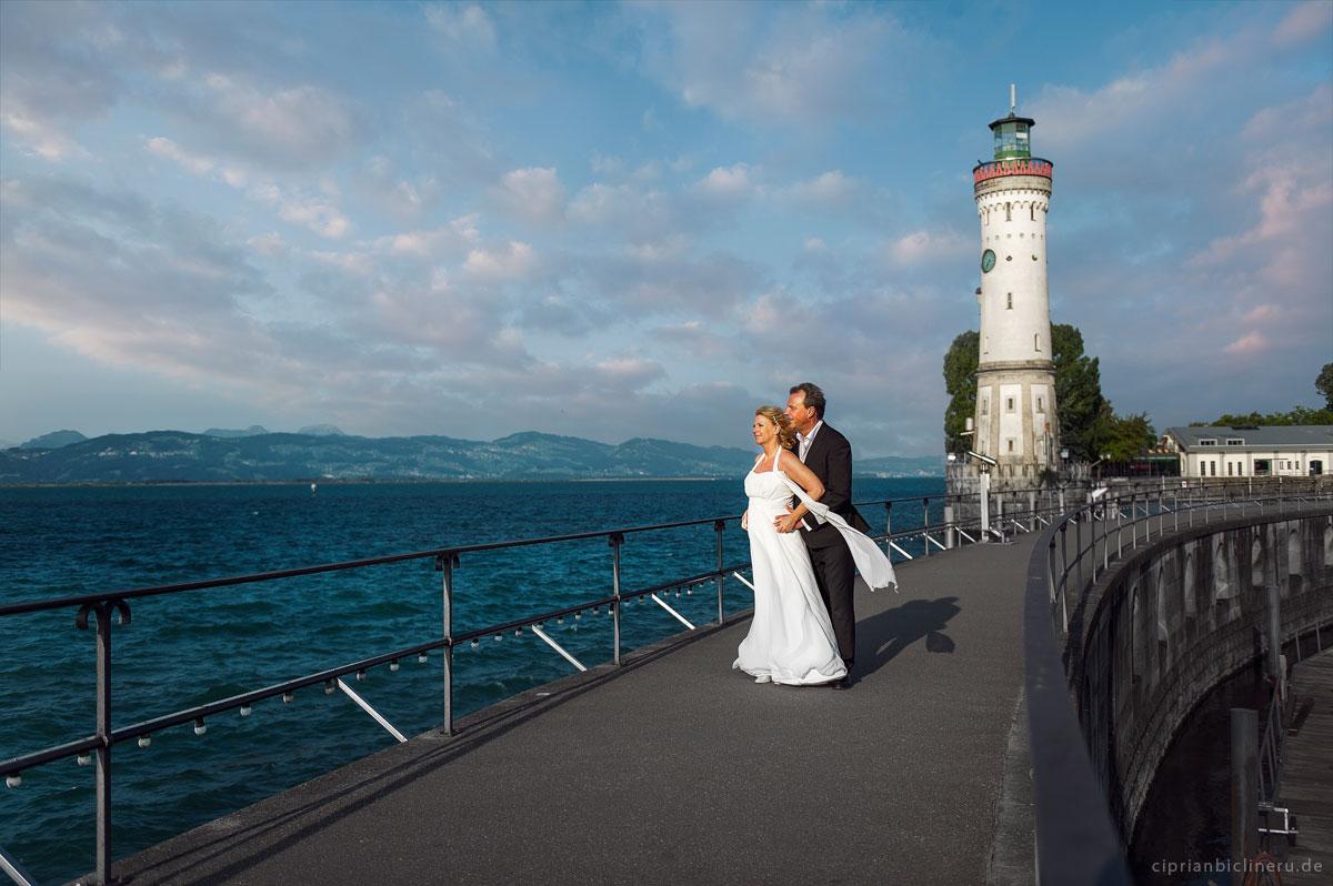 Destination wedding at Bodensee