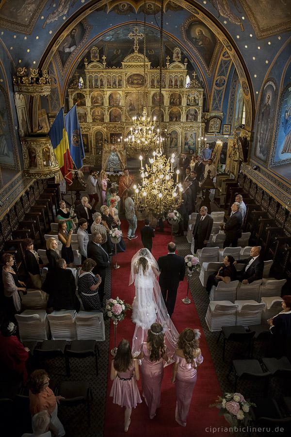 Hochzeitsfotografie kirchliche orthodxe Trauung
