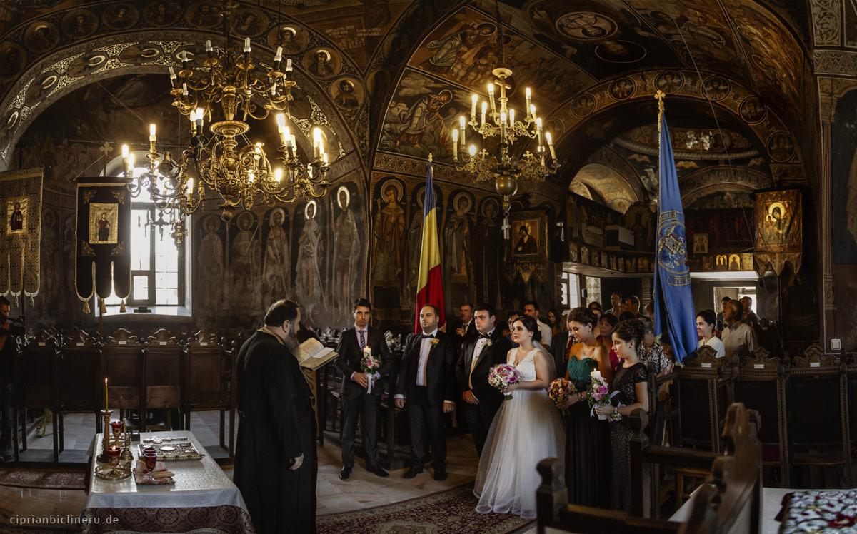 the orthodox church wedding ceremony
