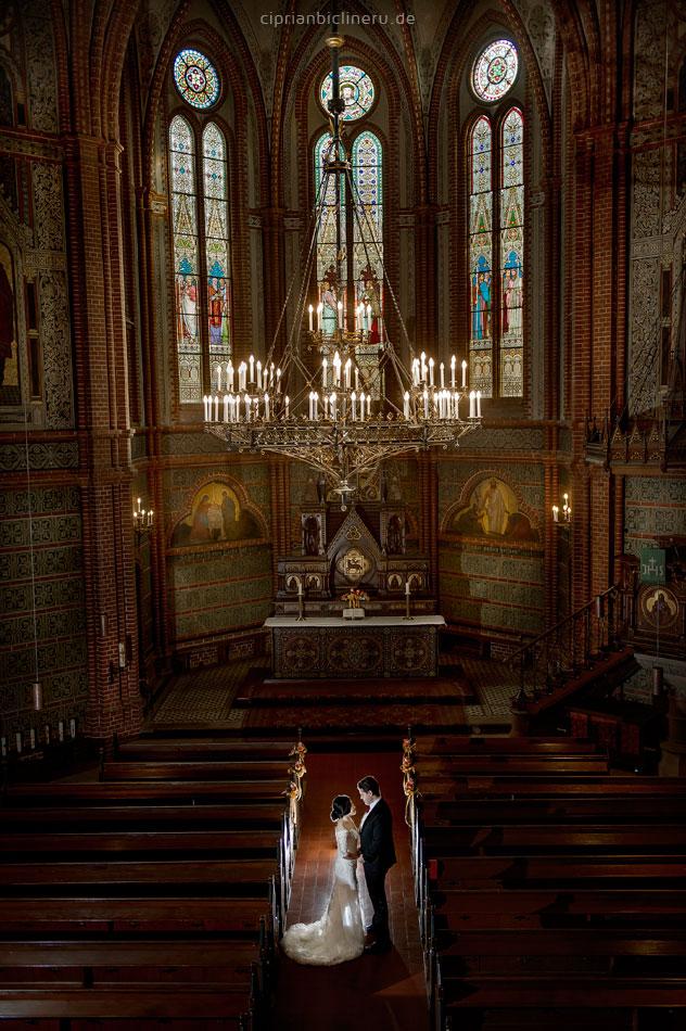 Kirchliche Trauung im Bergkirche Wiesbaden