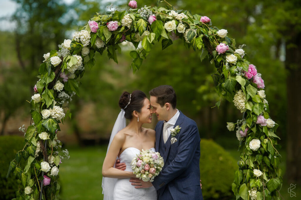 Heiraten auf Schloss Vollrads in Oestrich-Winkel im Rheingau