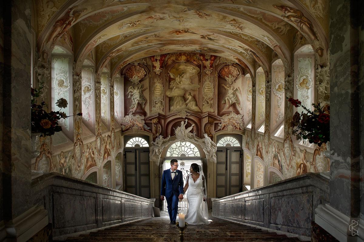 wedding at Römerhof Bornheim in Bonn Germany