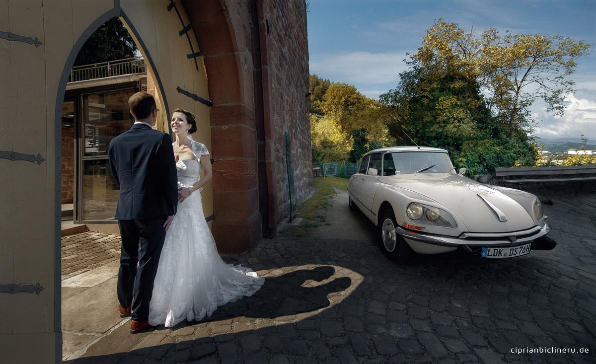 Hochzeitsfotograf im Mildenburg Miltenberg