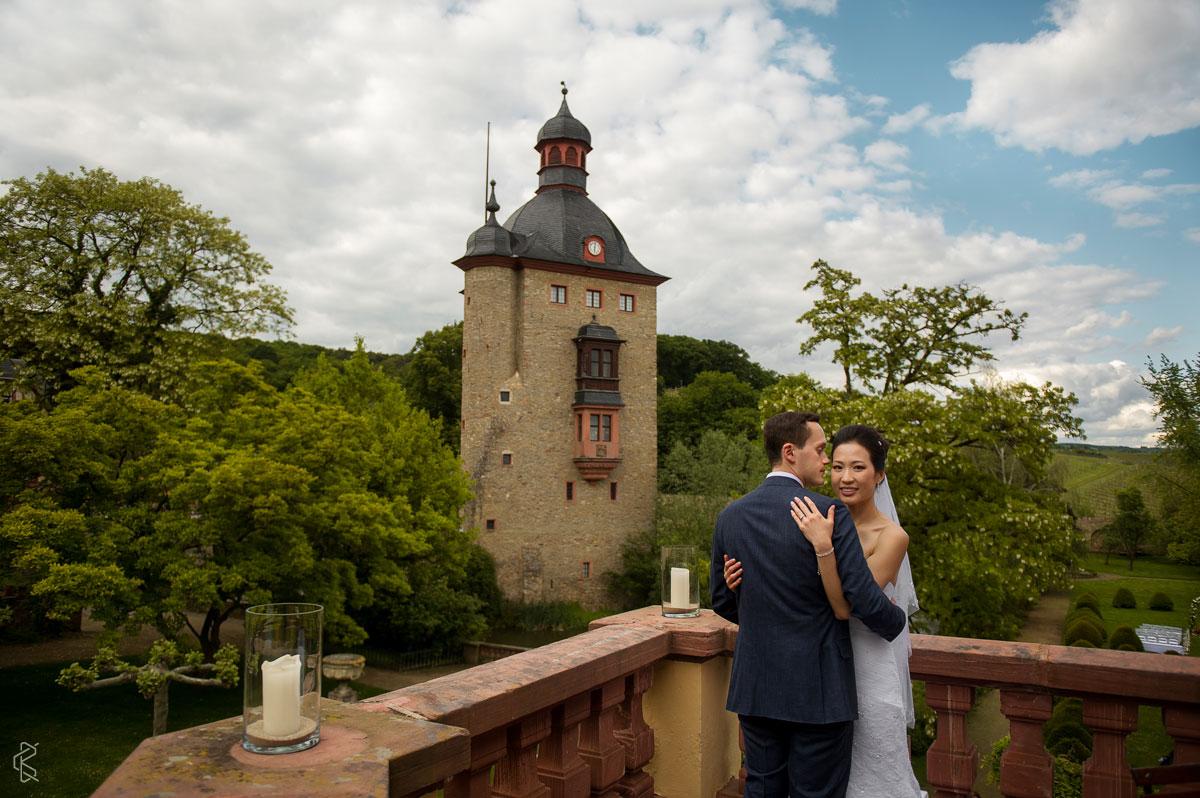Hochzeitsfotograf im Schloss Vollrads 01