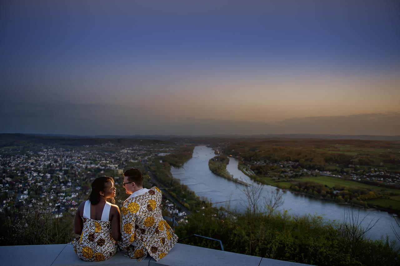 Verlobungsshooting im Bonn