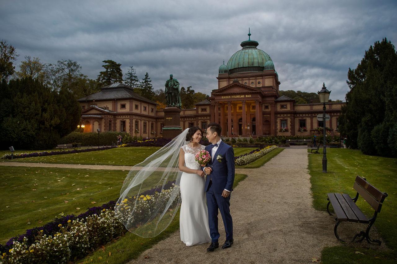 Hochzeitsfotograf in Bad Homburg