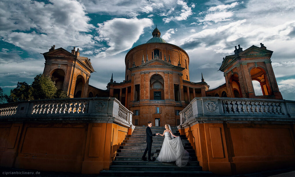 After Wedding Shooting in Italien-Bologna