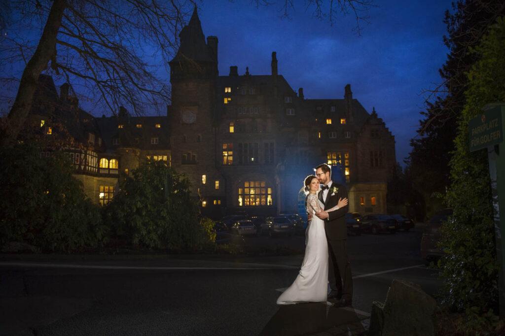 Wedding at the Castle Kronberg