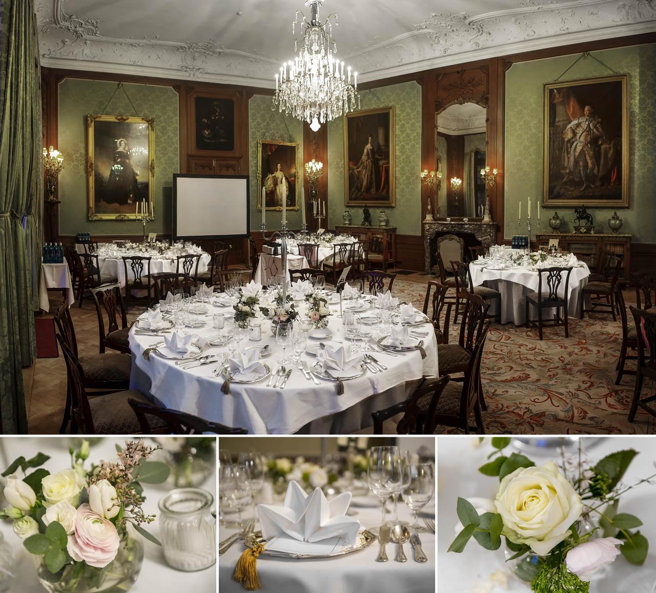 Hochzeit im Schlosshotel Kronberg - Das Grüne Salon