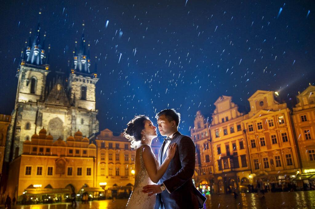 Tipps für eine Hochzeit im Regen