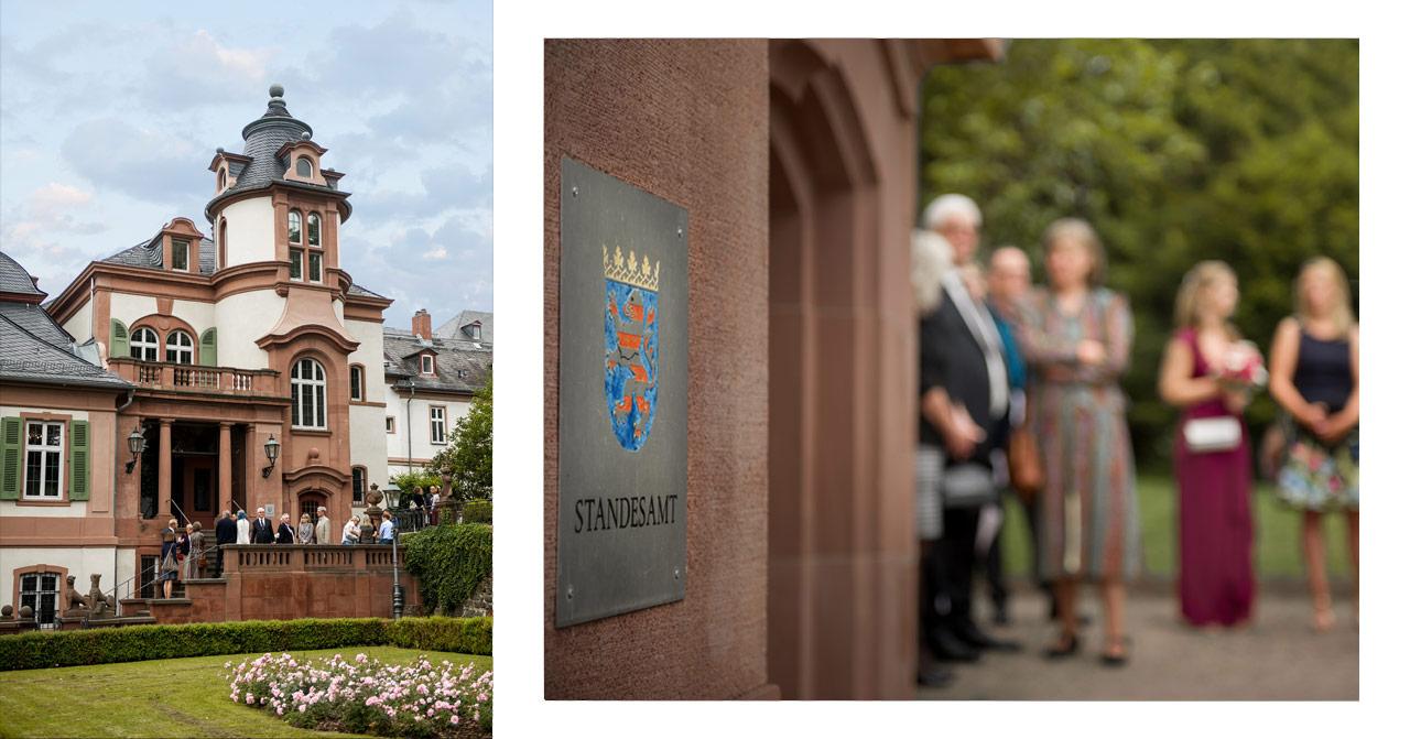 Standesamt Höchst - Standesamtliche Trauung im Frankfurt Höchst