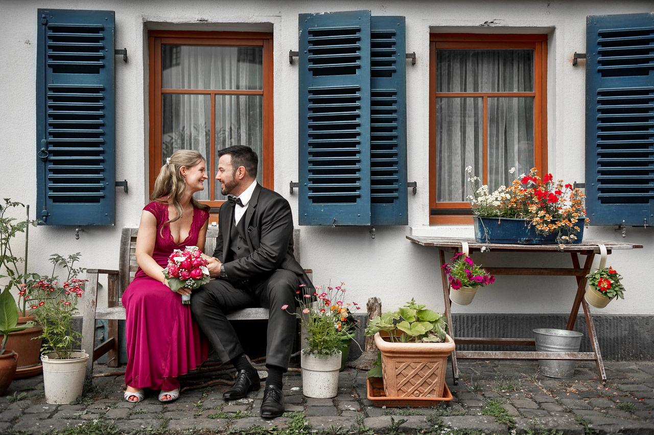 Brautpaarshooting im Höchst Frankfurt