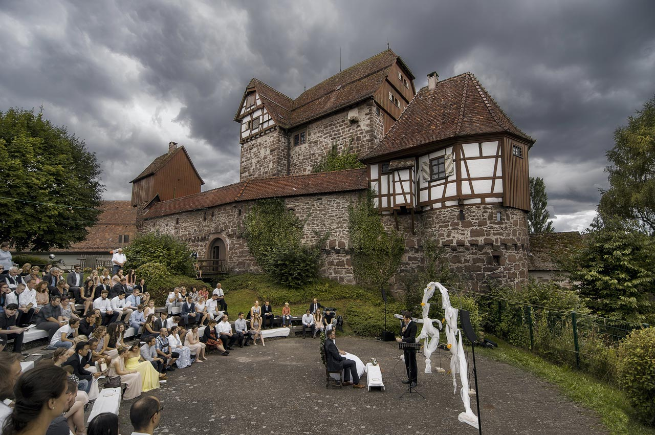 Wedding in Altensteig