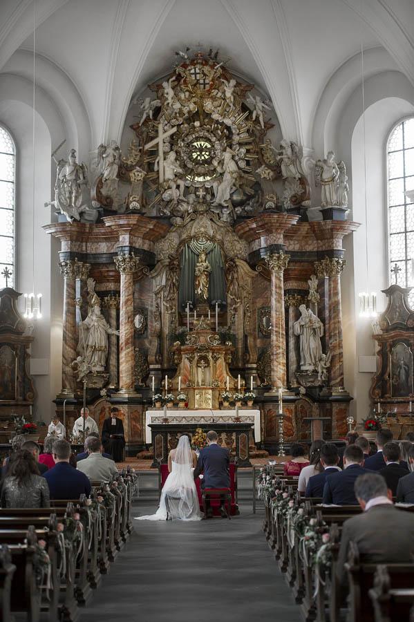 Kirchliche Hochzeit in Fulda