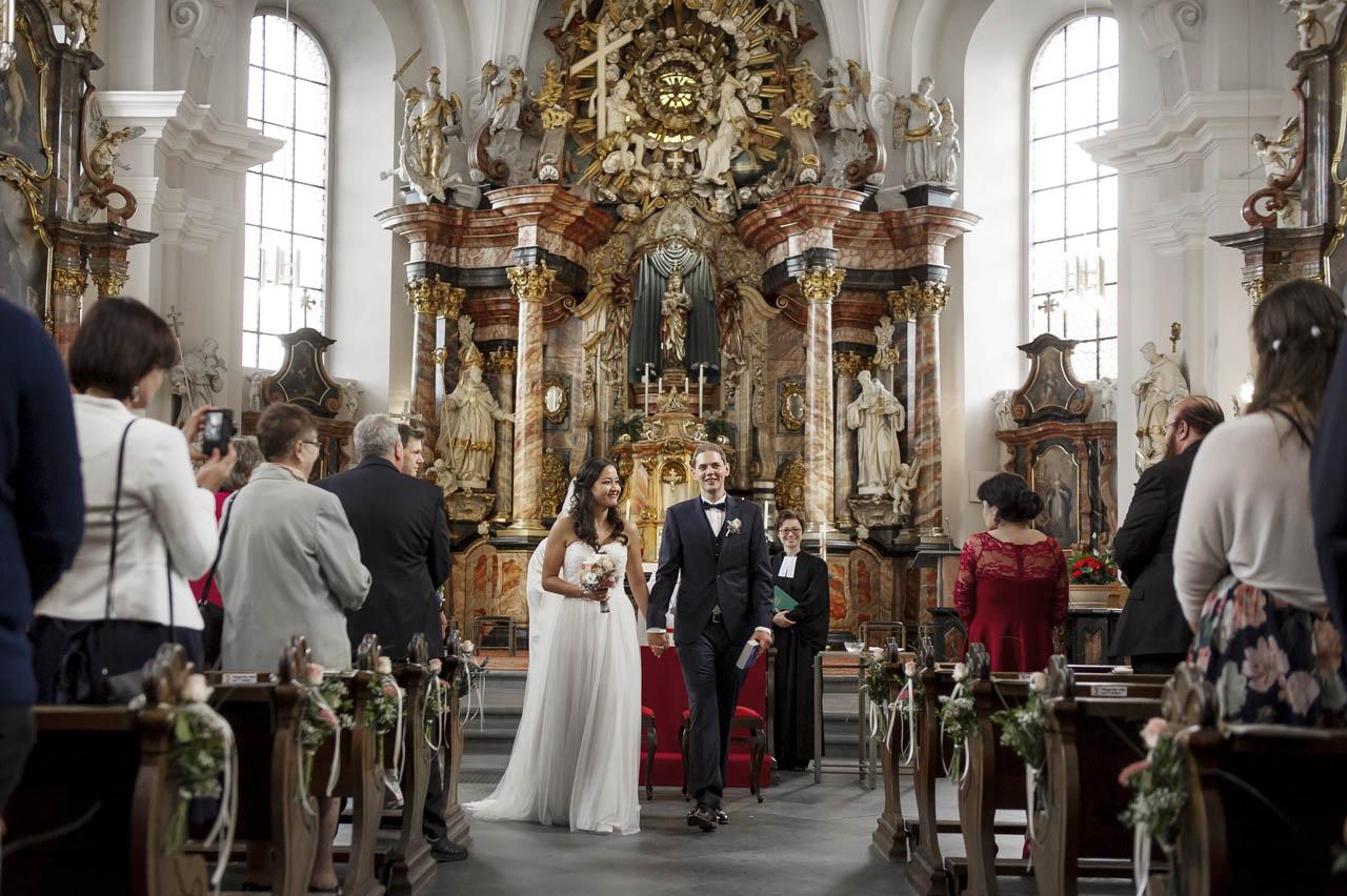 Kloster Frauenberg Hochzeit