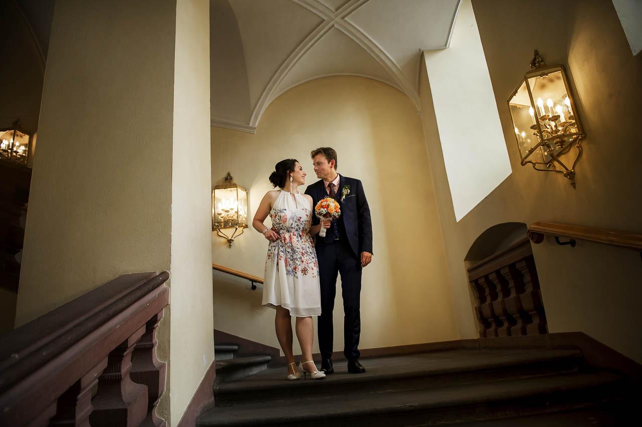 Brautpaar Standesamtliche Trauung Fulda