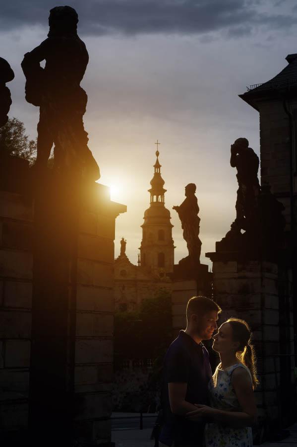 verlobungssshooting in Fuldaer Schloss