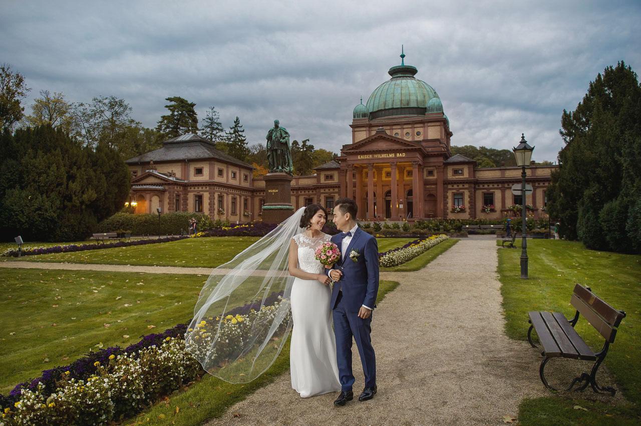 Hochzeitsfotograf im Taunus