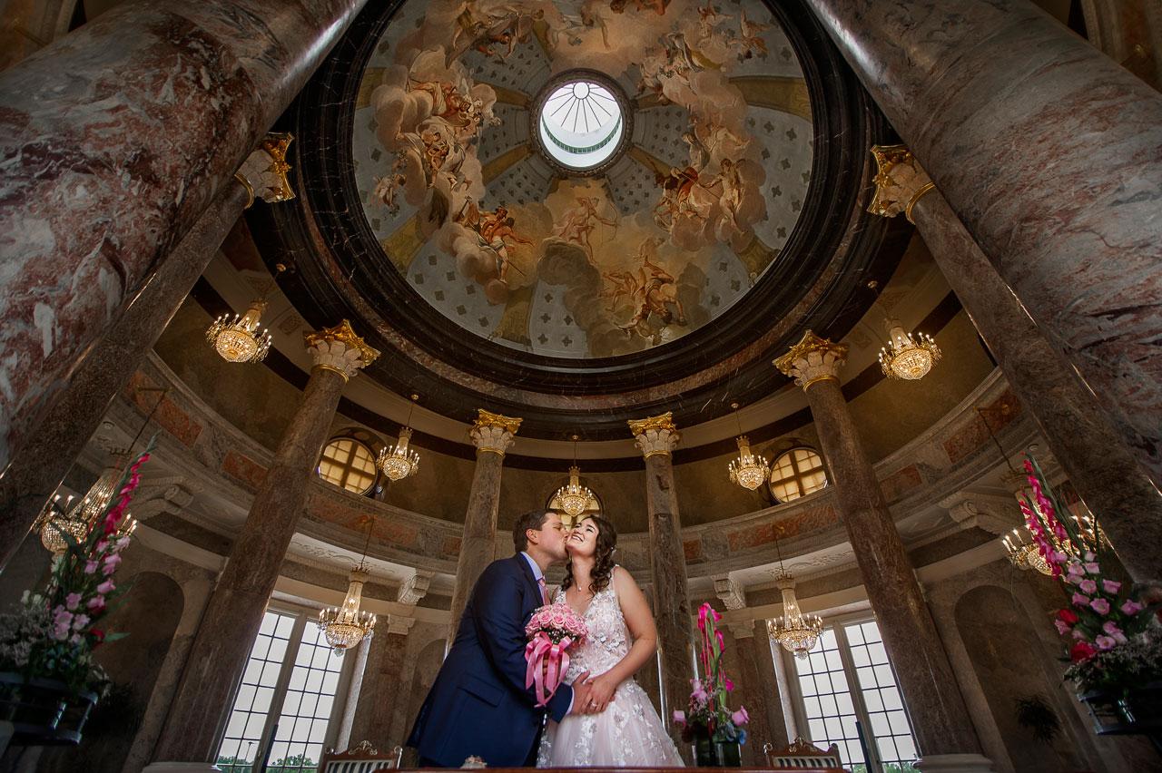 Hochzeit Wiesbaden Schloss Biebrich