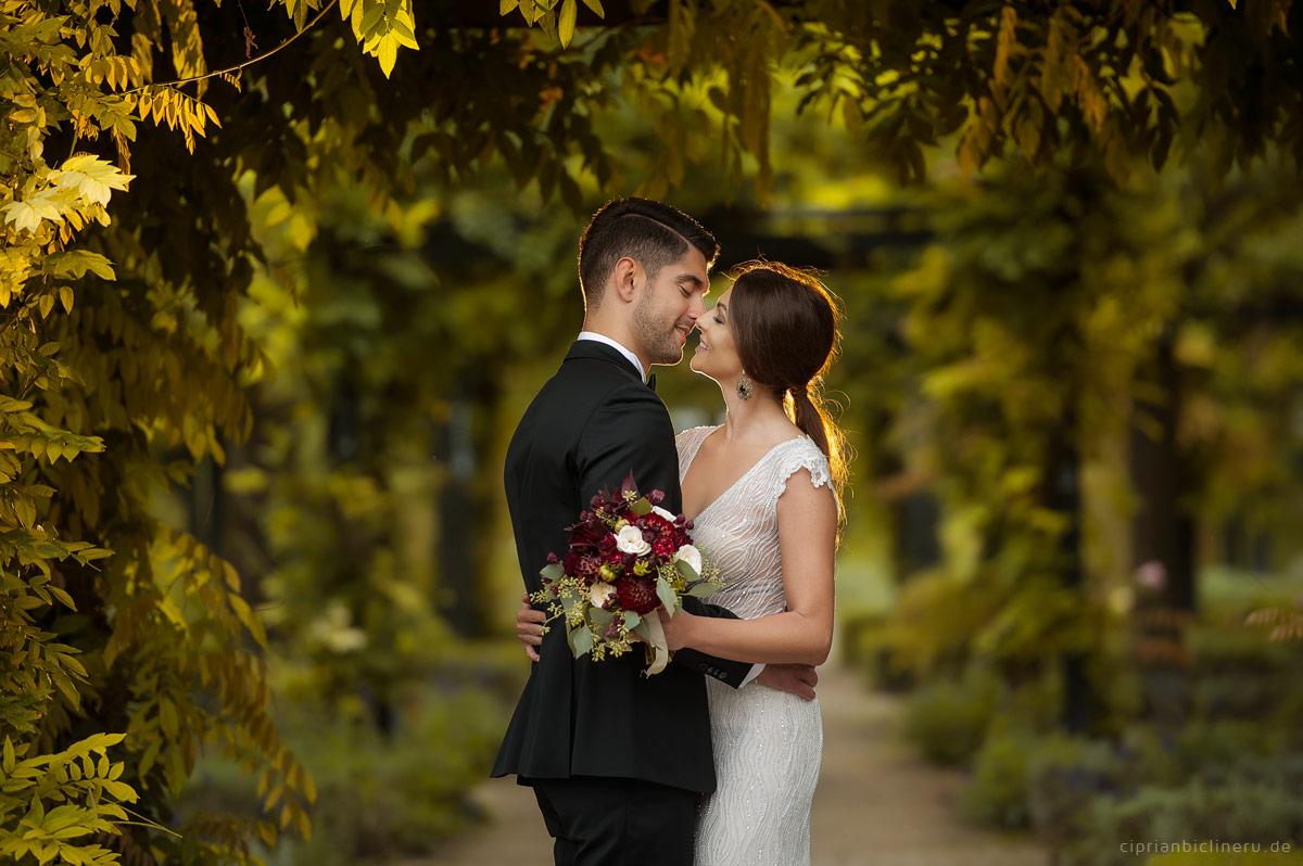 Hochzeitsfotogtrafie in Offenbach